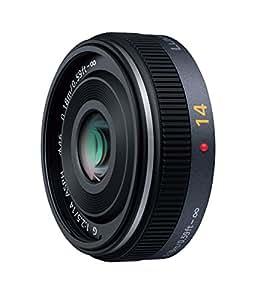 Panasonic マイクロフォーサーズ用  14mm F2.5 単焦点 広角パンケーキレンズ G ASPH. H-H014