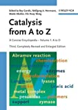 img - for Catalysis from A to Z: A Concise Encyclopedia book / textbook / text book