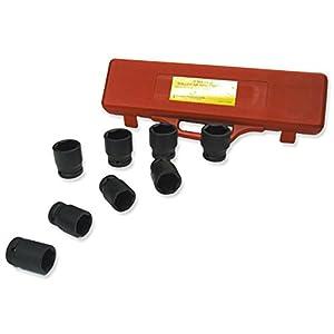 "Professional Quality 3/4"" Dr Deep Impact Socket Set - SAE"