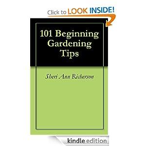 101 Beginning Gardening Tips