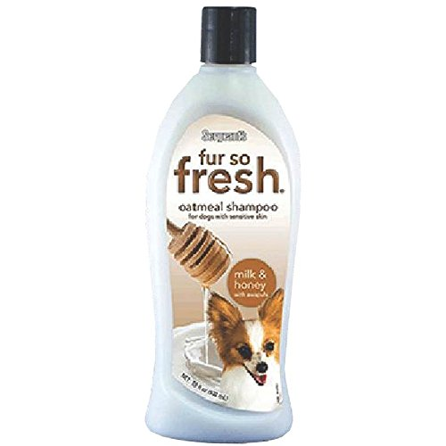 Sergeants 03805 18 Oz Fur So Fresh® Oatmeal Dog Shampoo - 1