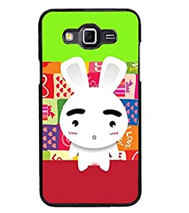 PrintDhaba cartoon D-3601 Back Case Cover for SAMSUNG GALAXY GRAND 3 (Multi-Coloured)