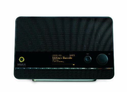 SiriusXM TTR1 Tabletop Internet Radio