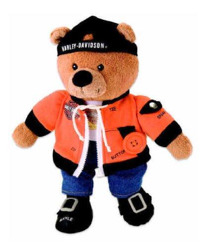 Harley Davidson Learn to Dress Bear