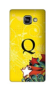 SWAG my CASE Printed Back Cover for Samsung Galaxy A5 2016