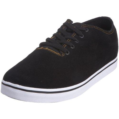 C1RCA Men's Spade Skate Shoes Black/Spectra Yellow Size 11 New