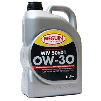 0W-30 Meguin / megol WIV 50601 - vollsynthetisches