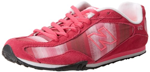 New Balance New Balance Women's WL442 Casual Running Shoe,Pink,7 B US