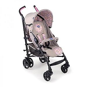 Chicco Liteway Complete Special Edition - Silla de paseo, color rosa - BebeHogar.com