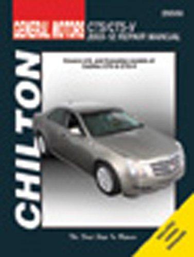 chilton-general-motors-cts-cts-v-2003-12-repair-manual-chiltons-total-car-care-repair-manuals