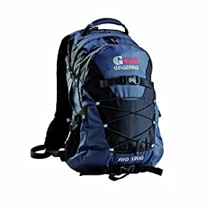 Geigerrig G1 1200 Hydration Pack, Black