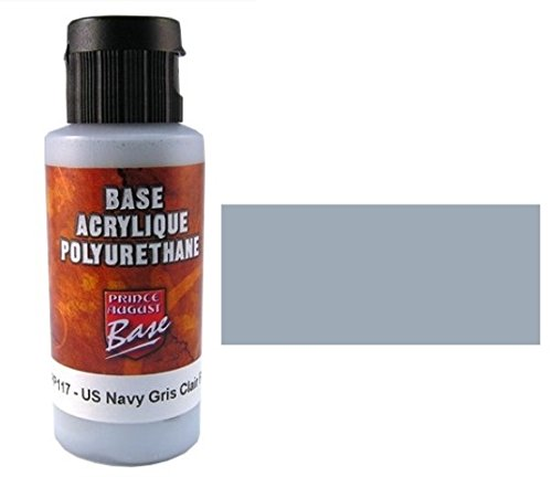 Vallejo USN Light Ghost Grey Primer Acrylic Polyurethane, 60ml
