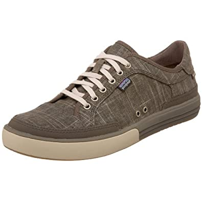 Patagonia Men's Whino Lace-up Sneaker,Henna Brown,10 M US