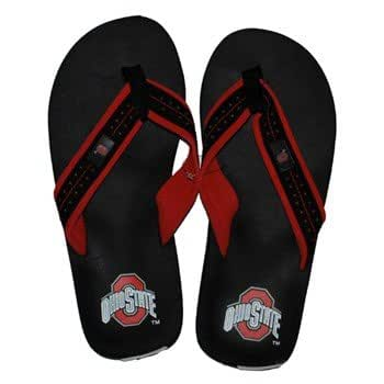 Amazon Com Ohio State Campus Gear Mens Scarlet And Black