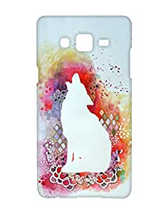 Crackndeal Back Cover for Samsung Galaxy ON5