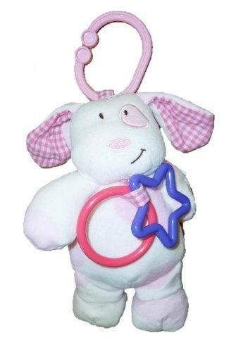 Asthma Friendly machine washable On-the-Go Puppy by Kids Preferred