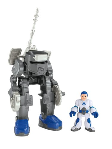 Fisher-Price Imaginext Alpha Exosuit - 1