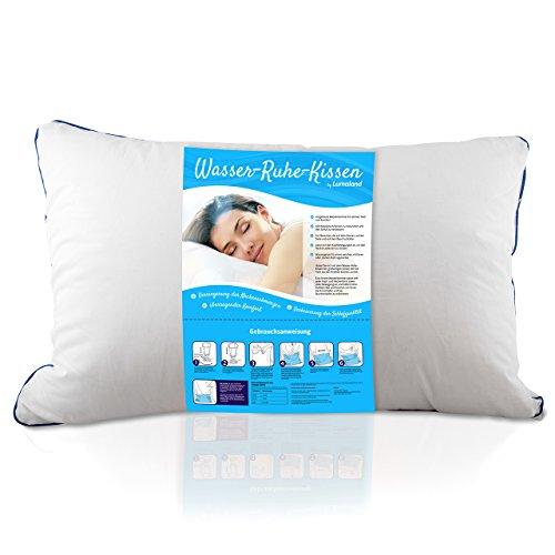 lumaland wasserkissen f r einen erholsamen schlaf. Black Bedroom Furniture Sets. Home Design Ideas