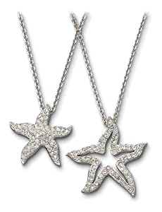 buy swarovski starfish pendant 692862