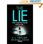 C.L. Taylor (Author)  108 days in the top 100 (1107)Download:   £0.99