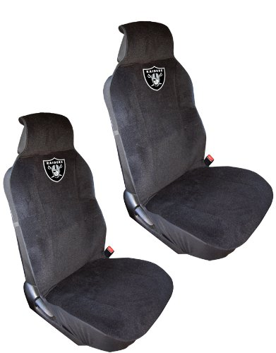 raiders seat covers oakland raiders seat cover raiders seat cover oakland raiders seat covers. Black Bedroom Furniture Sets. Home Design Ideas