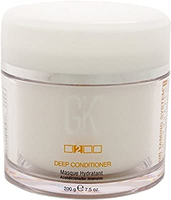 Global Keratin Gk Deep Conditioner - 7.5 Oz (With Juvexin) New Packaging