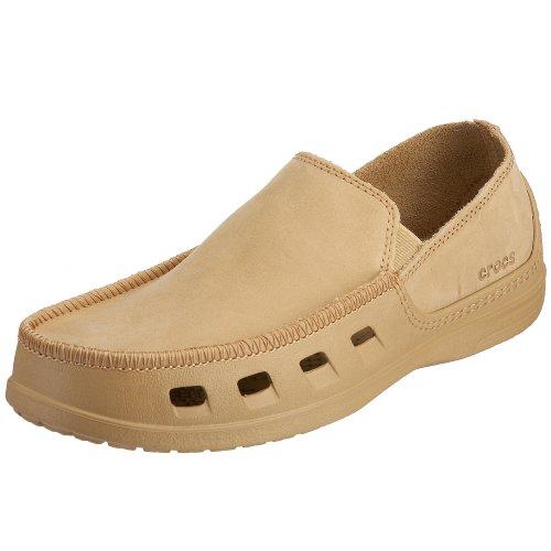 Crocs Men's Tideline Boat Shoe Canvas 10445-22V-740 13 UK