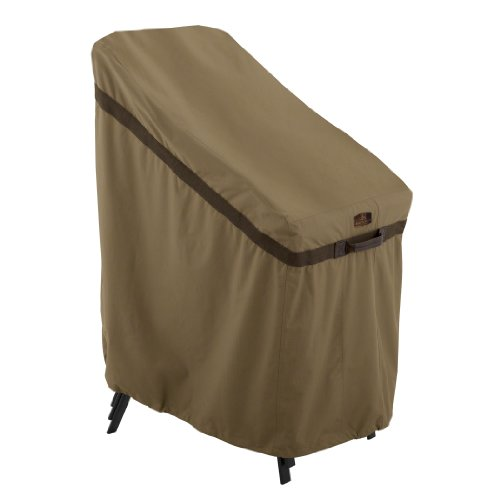 Classic Accessories 55-207-012401-EC Hickory Stackable Chair Cover, Tan at Sears.com