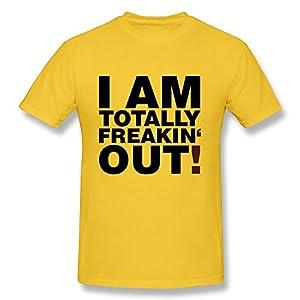Custom Boys O-Neck T Shirts,Gold Tee