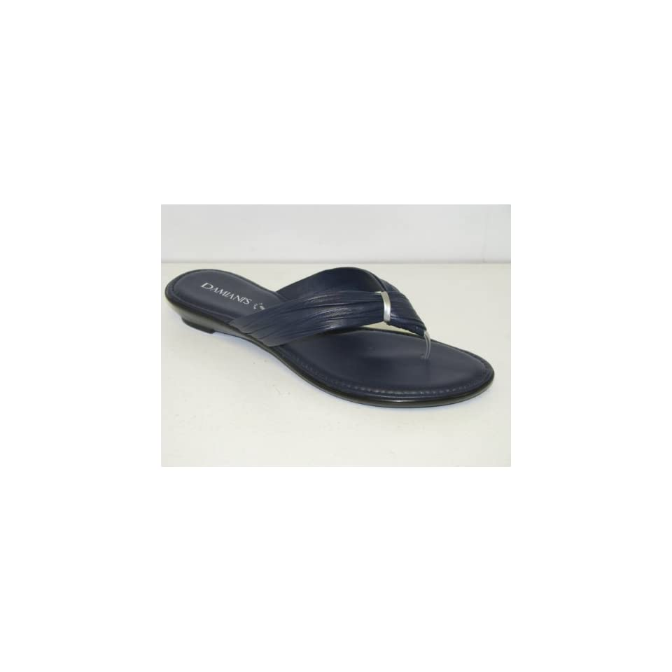 4e508db63f85da Women s Damiani s by Italian Shoemakers Sandals Navy ( 169) Shoes on ...