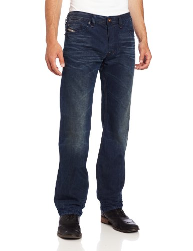 Diesel Men's Safado Regular Slim Straight Leg Jean 0815A by Diesel