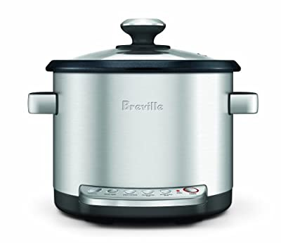 Breville USA BRC600XL Slow Rice Cooker and Steamer