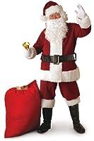 Rubie's Costume Regal Crimson Santa Suit Costume