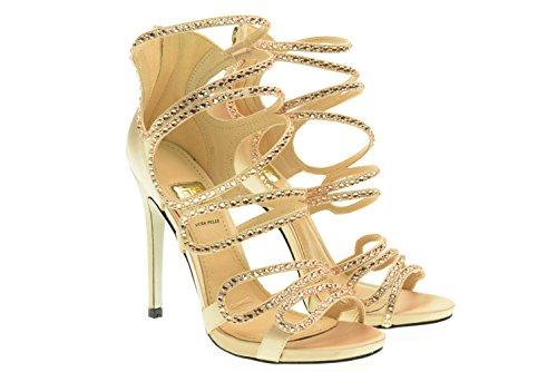 O6 MILANO donna sandali TR0166 NUDO 37 Nudo