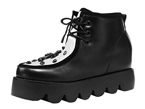 Guciheaven Women Winter New Style Pantshoes Platform Shoes