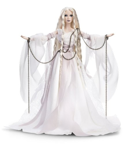 Mattel W7819 Barbie Haunted Beauty Ghost