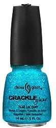 Crackle Glitters Nail Polish GLEAM ME UP 80559 | China Glaze - 14ml