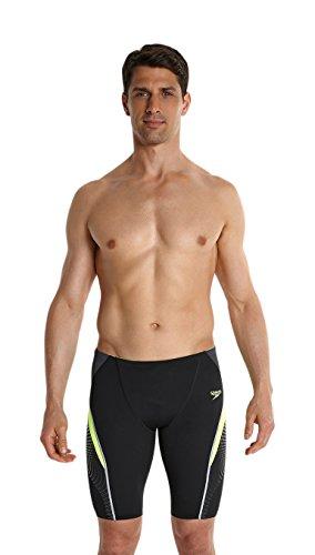 speedo-speedofit-splice-endurance-banadores-para-hombre-amarillo-negro-talla-3-2016