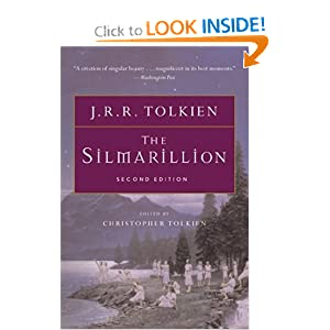 The Silmarillion by J. R. R. Tolkien and Christopher Tolkien