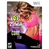 Single Detail Page Misc - Zumba Fitness CORE Wii