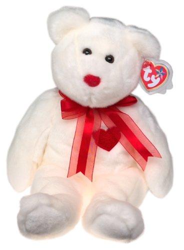 Ty Beanie Buddies Valentino - Bear