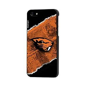 NCAA Oregon State Beavers iPhone 5 5S Slim Case by Keyscaper