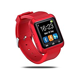 3Keys M8 Smart Notification Watch Bluetooth Watch IOS Android Connect Smartwatch (Color May Vary)
