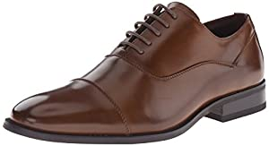 Kenneth Cole Unlisted Men's Half-Time Oxford, Cognac, 11.5 M US