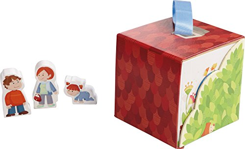 Haba 301271 My Little House - Planet Play Cube