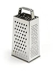 King Traders Stainless Steel Carrot Grater and Slicer