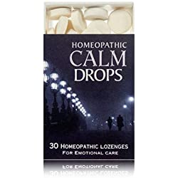 Historical Remedies, Lozenge Calm Drops, 30 Lozenges