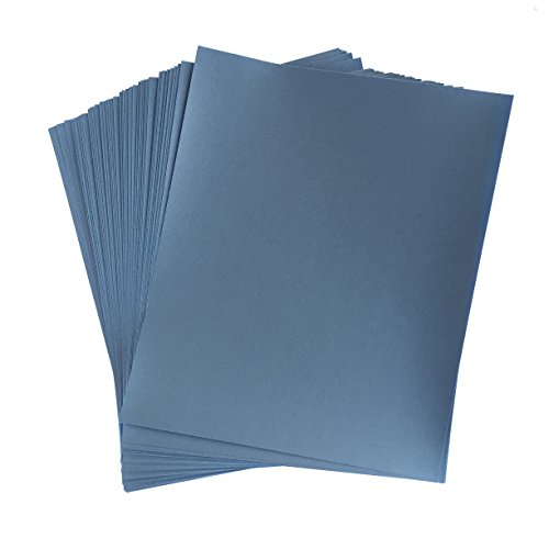9 Inch X 11 Inch Wet or Dry Waterproof Silicon Carbide Sandpaper Sheets - 150 grit - 10 Pack (150 Grit Wet Dry Sandpaper compare prices)