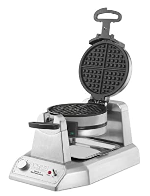 Waring Commercial WWD200 Heavy-Duty Double Classic Waffle Maker by Waring Commercial Inc. (Kitchen)