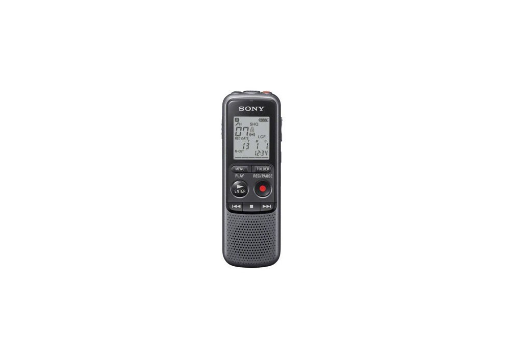 Dictaphone et Magn�tophone SONY ICDPX232 NOIR 2go